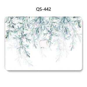 Image 3 - Chaud pour MacBook Air Pro Retina 11 12 13 15 pour nouveau Apple sacoche pour ordinateur portable 13.3 15.4 pouces avec écran protecteur clavier Cove tas