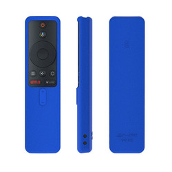 2019 Creative Waterproof Silicone Remote Controller Protective Cover Shockproof Remote Control Case for MI BOXs