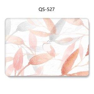 Image 4 - Nouvel Ordinateur Portable étui pour MacBook 13.3 15.4 Pouces Pour MacBook Air Pro Retina 11 12 13 15 Avec Protecteur Décran Clavier Cove étui pour apple