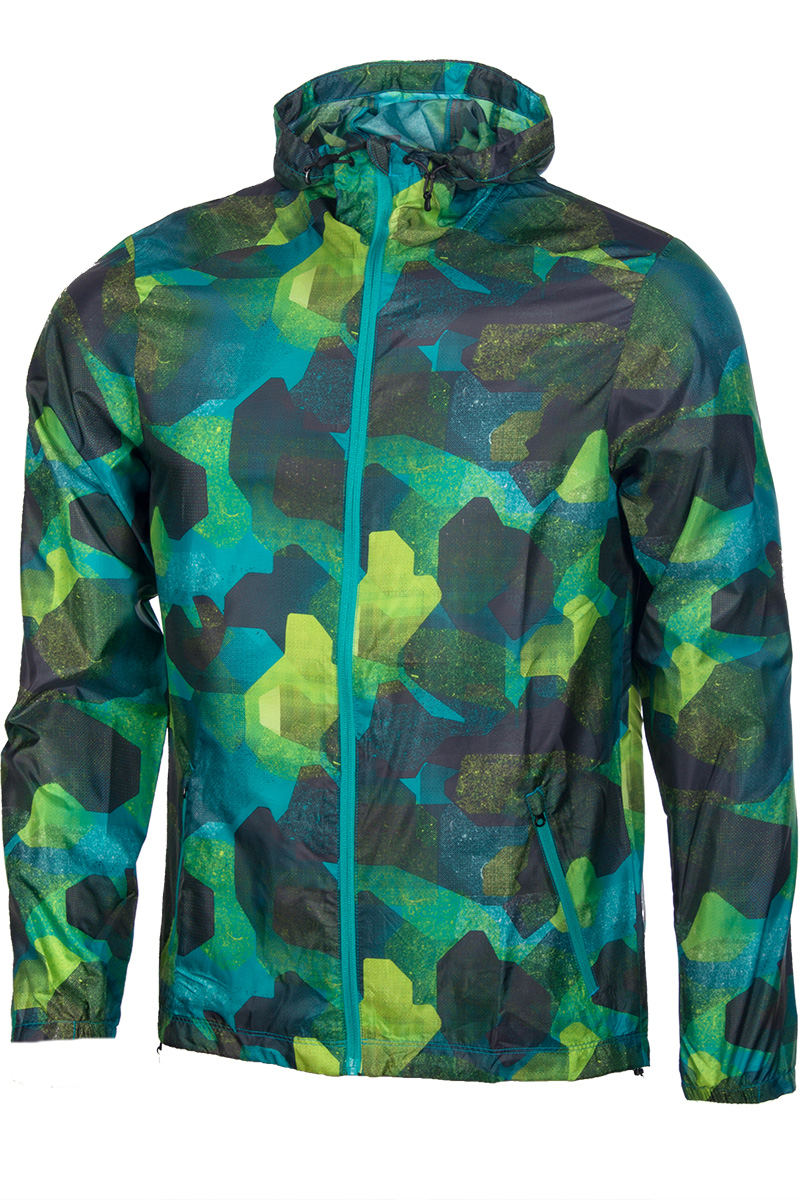 Windbreaker ASICS 141640-1176 sports and entertainment for men