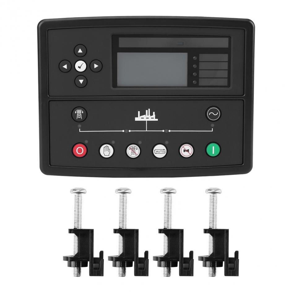Pièces de générateur de panneau de Module de commande de contrôleur électronique manuel/automatique chaud de DSE7320 avec des vis pour le générateur Diesel