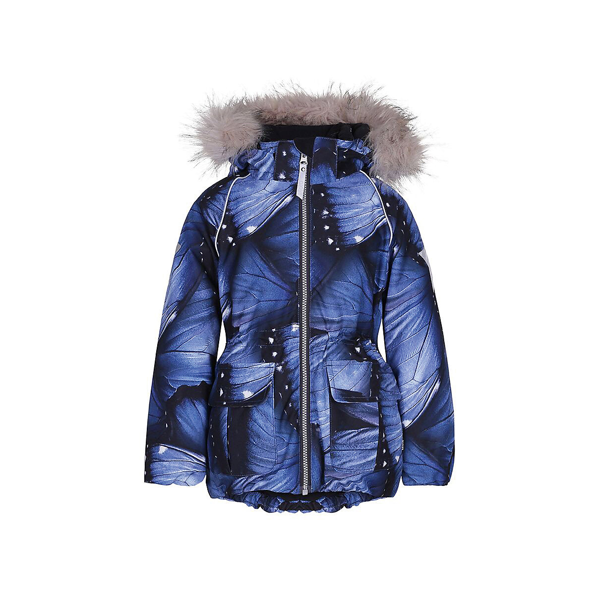 Jackets & Coats MOLO for girls 9170667 Jacket Coat Denim Cardigan Warm Children clothes Kids winter jacket men casual male coat warm men zipper outwear duck down jacket middle long mens parka with fur hood thick jackets