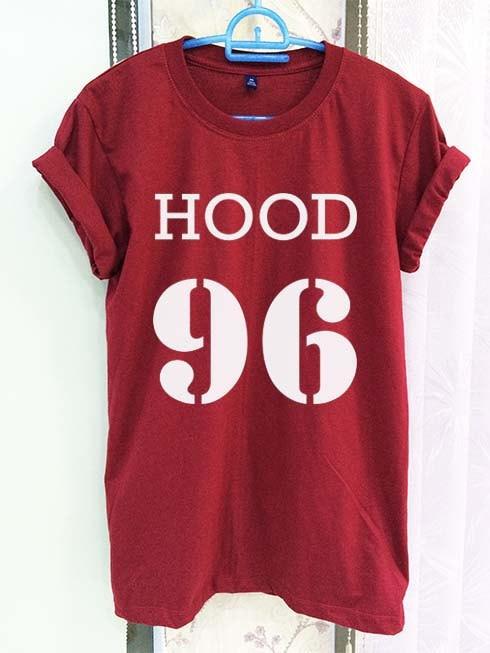 5sos Shirt Calum Hood 96 5 Sos Crimson Red Women Tshirt-C827