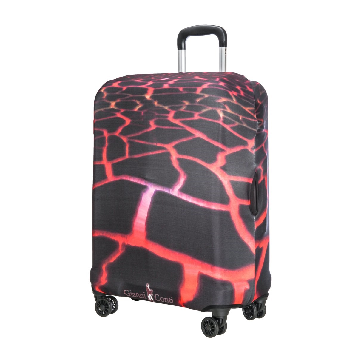 Protective cover for suitcase 9038 L case cover for