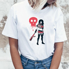 80s Rude T-shirt T S...