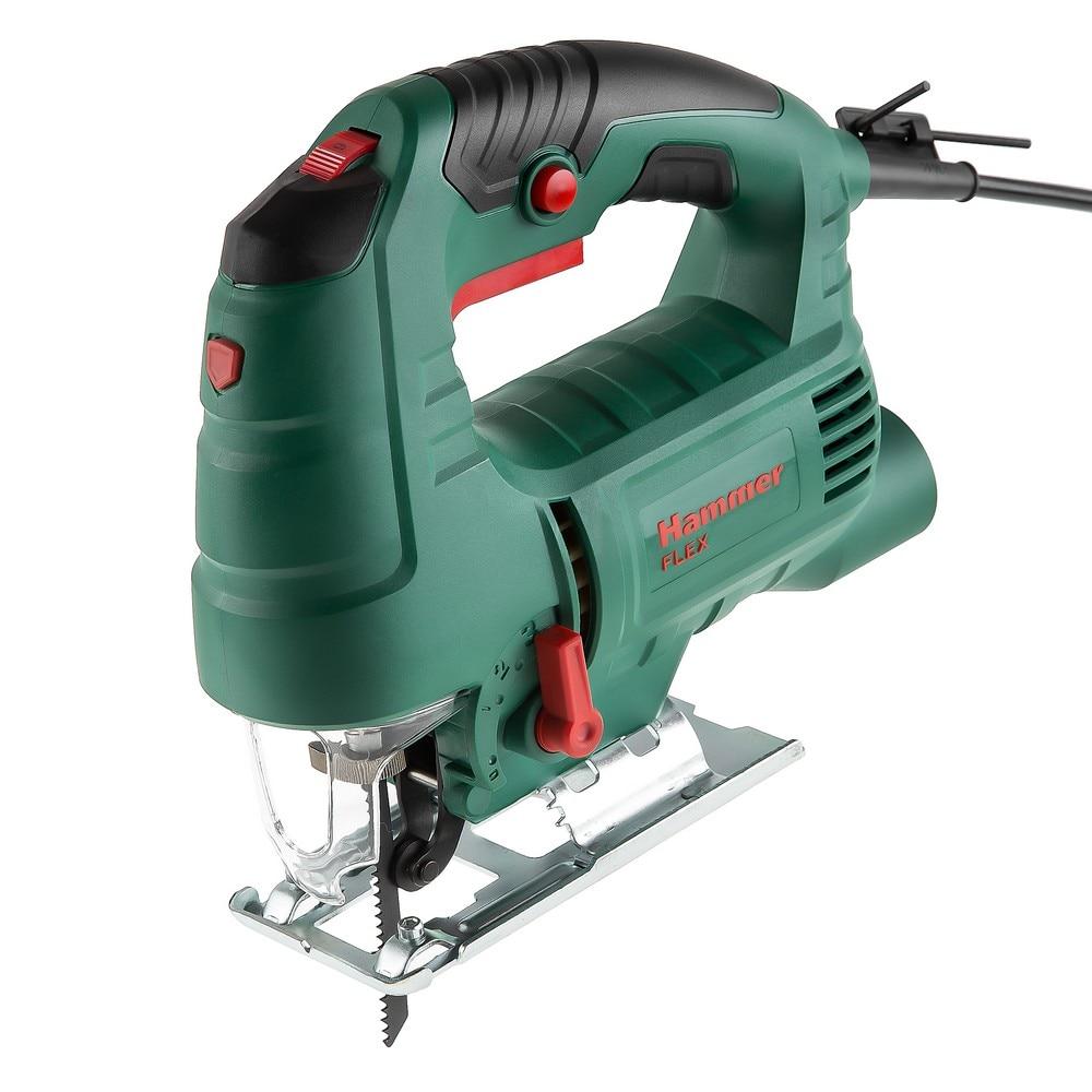 Jigsaw Hammer Flex LZK850L 850W 03000khod min 100mm der 10mmmet pendulum in case лобзик hammer lzk850l