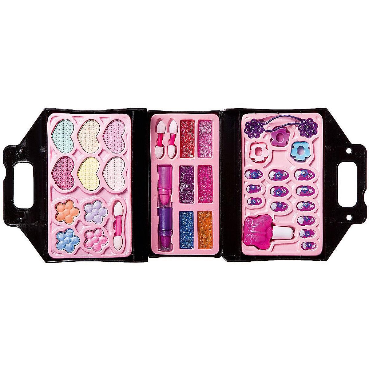 BONDIBON  Beauty & Fashion Toys 10078047 Cosmetics For Girl Makeup Sets Play Game