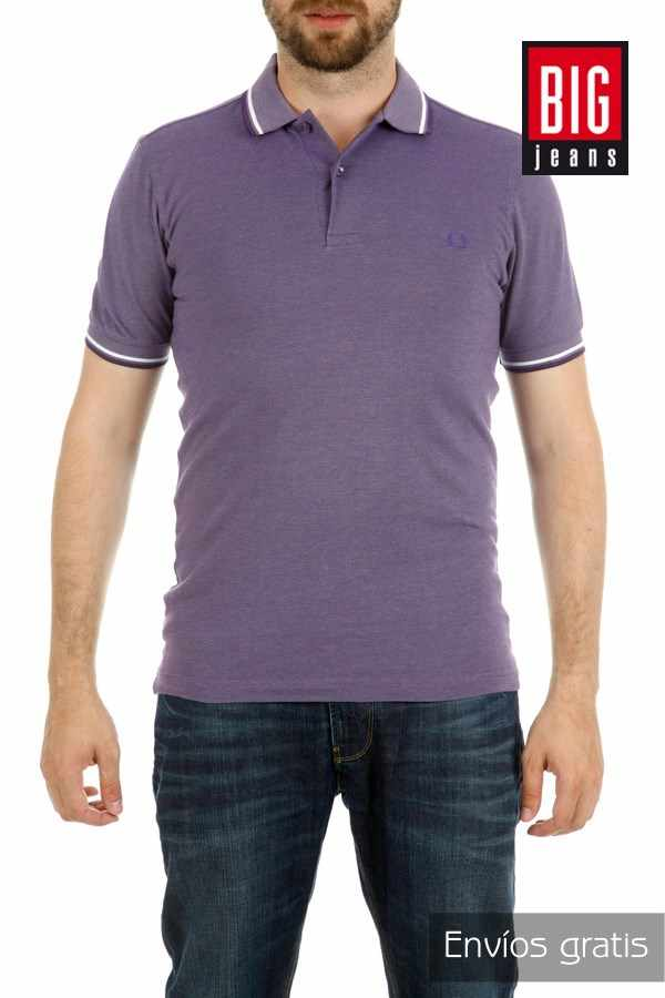 Moda Fred Hombre Perry Polo Casual 2WEDYe9IH