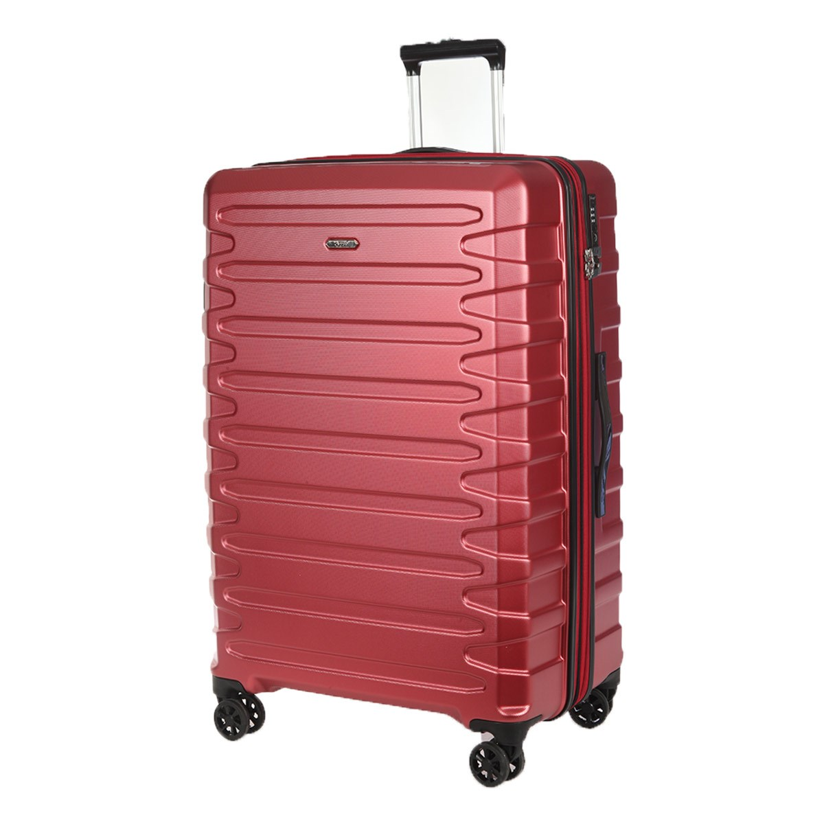 Suitcase-trolley Verage GM17106W29 cardinal red майка independent cross bar tank cardinal red