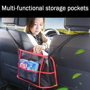 Car storage net pocket Seat ca