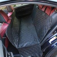 Waterproof Pet Cat Dog Car Rear Back Seat Cover Protector Mat Auto Travel Blanket Hammock Cushion Protector Car Dog Pad