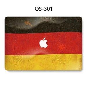 Image 3 - Для MacBook Air Pro retina 11 12 13 15,4 сумка для ноутбука чехол для горячего Macbook 13,3 15,6 дюймов с защитой экрана клавиатуры в подарок