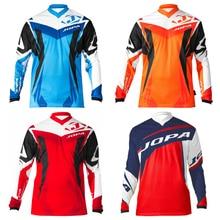 цена на 2019 Spexcel Downhill Jersey Mountain Bike Motocross Jersey BMX DH MTB Cycling Jerseys Mountain Pro Team Cycling T-Shirt Clothes