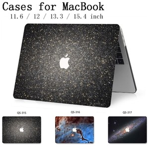 Image 1 - Laptop Bag Case For MacBook Air Pro Retina 11 12 13 15.4 For Hot Macbook 13.3 15.6 Inch With Screen Protector Keyboard Cove Gift