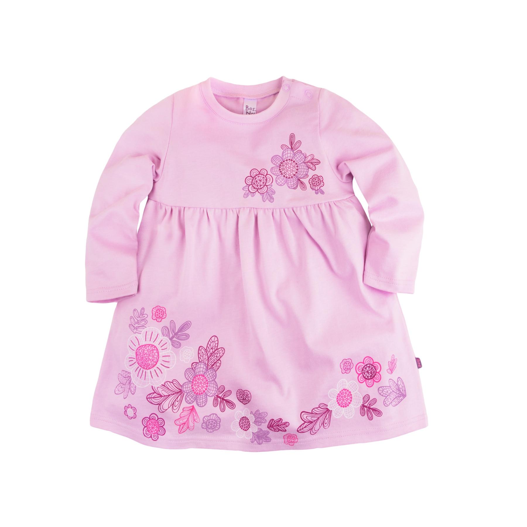 Dress for girls Bossa Nova 135B-161s kid clothes children clothing fashion slim family long sleeve mesh dress for girls