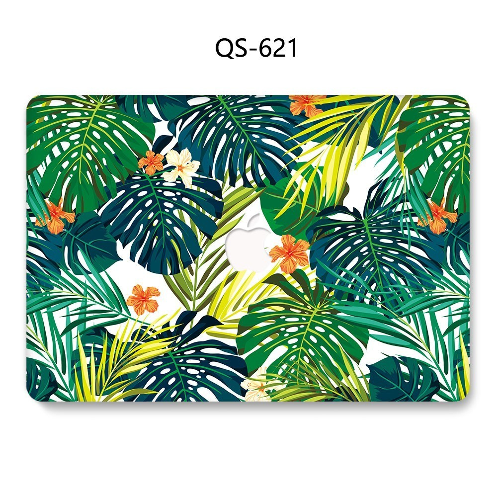 New Laptop Case Tas For Apple MacBook Air Pro Retina 13 3 15 4 Inch 11 12 13 15 With Screen Protector Keyboard Cove Cheap Funda in Laptop Bags Cases from Computer Office