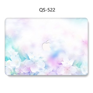 Image 2 - Laptop Case For New MacBook 13.3 15.4 Inch For MacBook Air Pro Retina 11 12 13 15 With Screen Protector Keyboard Cove Apple Case