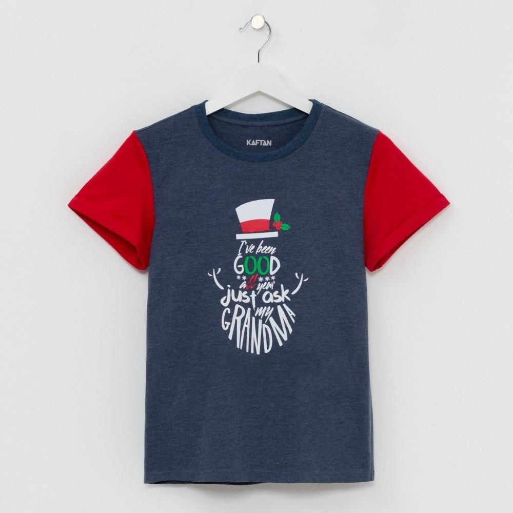 T Shirt kids KAFTAN New Year 7 10 years 100% cotton 5pcs lot max17435etg t max17435 qfn new
