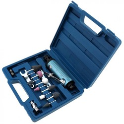 Hot 1 Set Air Compressor Die Grinder Grinding Polish Stone Kit 1/4 Air Grinder Tool Tools Kits Pneumatic Tools