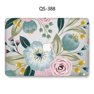 Image 3 - 2019 чехол для ноутбука Apple Macbook 13,3 15,6 дюймов для MacBook Air Pro retina 11 12 13 15,4 с защитной клавиатурой