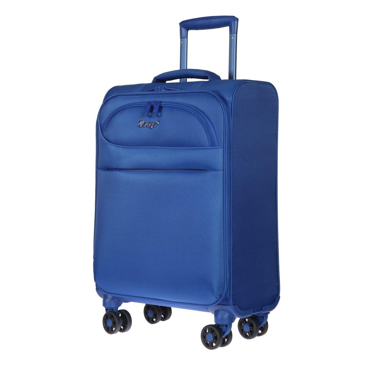 Suitcase-trolley Verage GM17019W18.5 mazarine blu