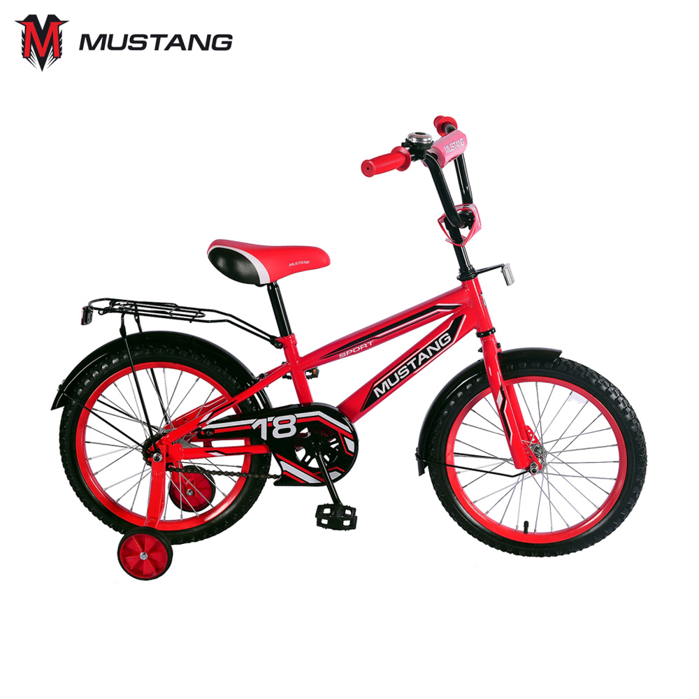 Bicycle Mustang 265175 bicycles teenager bike children for boys girls boy girl