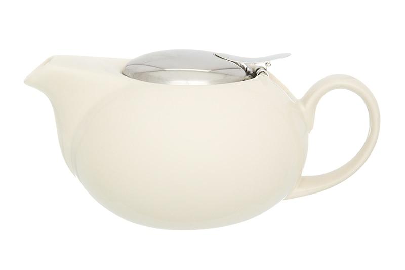 Available from 10.11 Teapot flat Vanilla Elan Gallery 630047 бордюр keros ceramica dance cen vanilla 5х70