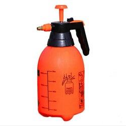 1 sztuk 2.0L myjnia samochodowa ciśnienia donica z natryskiem automatyczne czyszczenie pompy konewka ciśnienia powietrza konewka wysokiej jakości