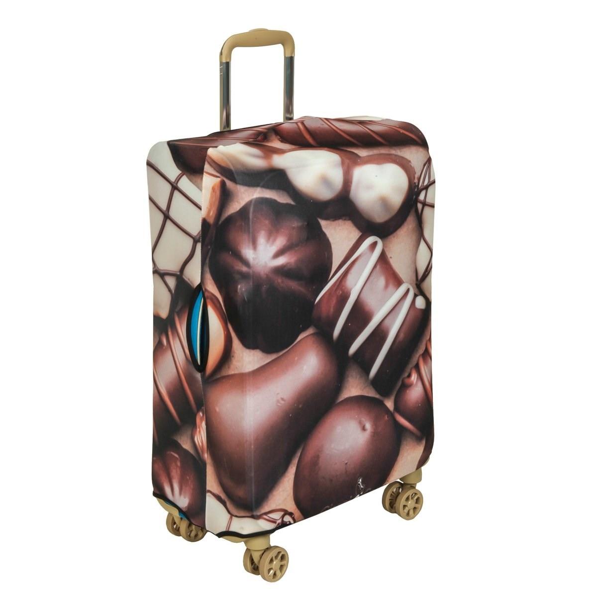 Protective cover for suitcase 9030 L оплетка autoprofi sp 9030 bk l