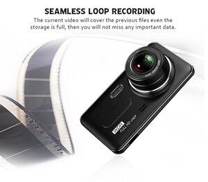 Image 3 - รถกล้อง Dvr 4.0 นิ้ว Full HD 1080P Dual เลนส์มุมมองด้านหลัง Dashcam อัตโนมัติ Registrar กล้องวิดีโอเครื่องบันทึกภาพ DVRs กล้องวิดีโอ