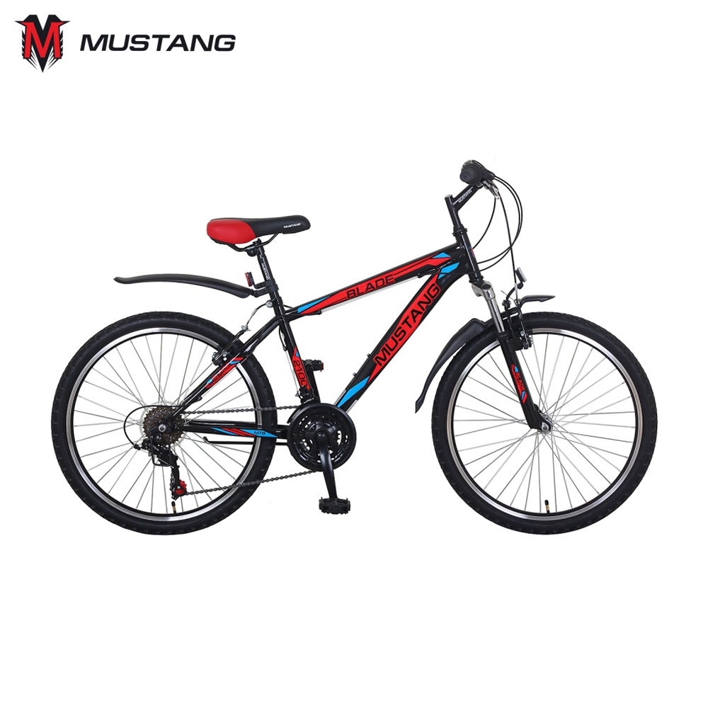Bicycle Mustang 265242 bicycles teenager bike children for boys girls boy girl ST24025-BD