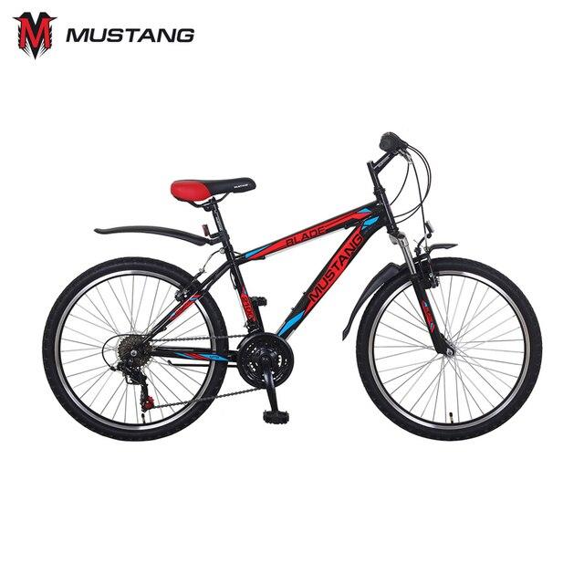 """Велосипед MUSTANG подростковый MTB \""""24\"""", BLADE 2100, доставка от 2-х дней"""
