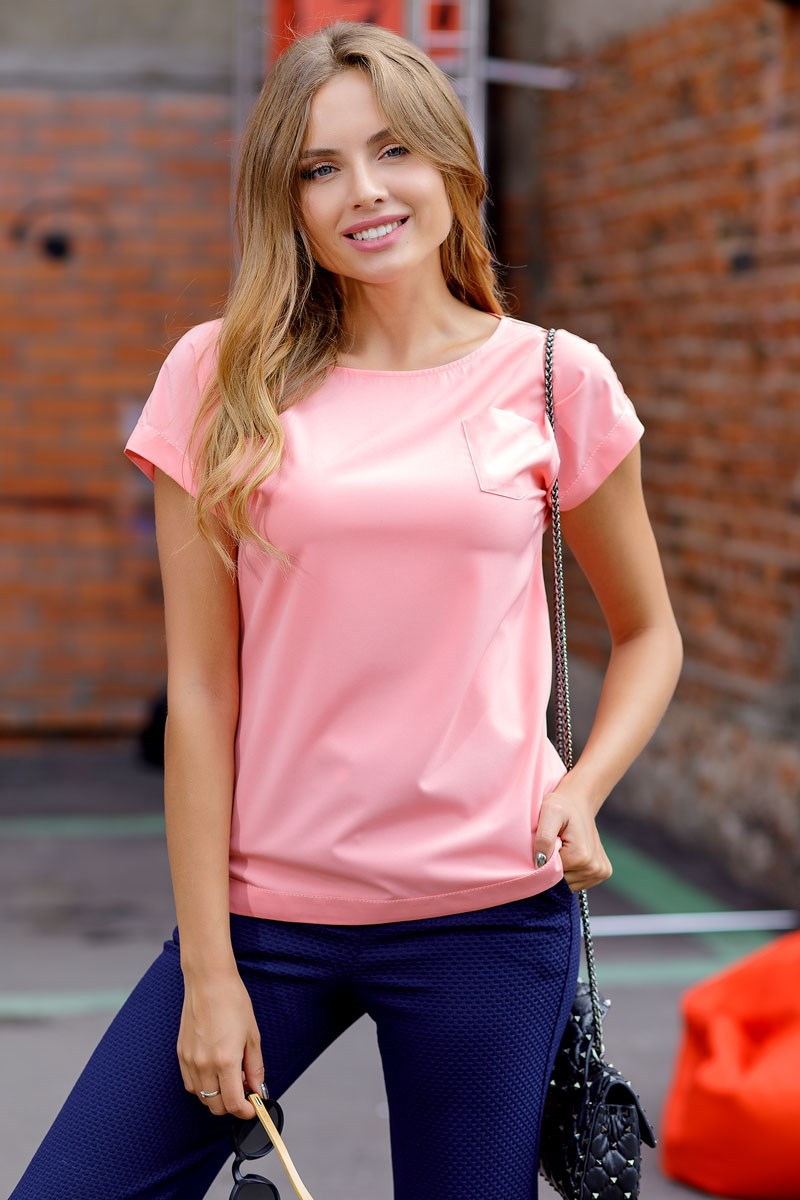 Blouse 1208441-54 blouse awama blouse
