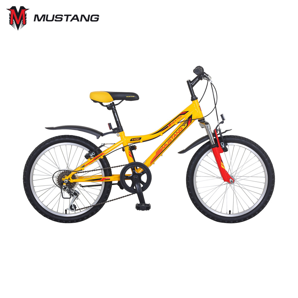 Bicycle Mustang 265260 bicycles teenager bike children for boys girls boy girl