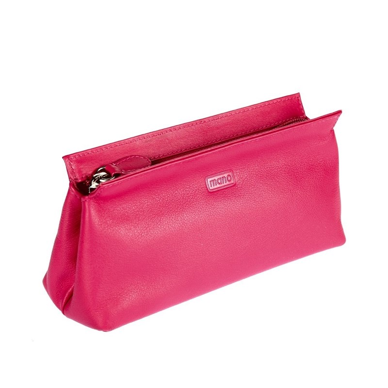 Make Up Bag Mano 13422 SETRU pink-cerise make up bag mano 13422 setru fuchsia