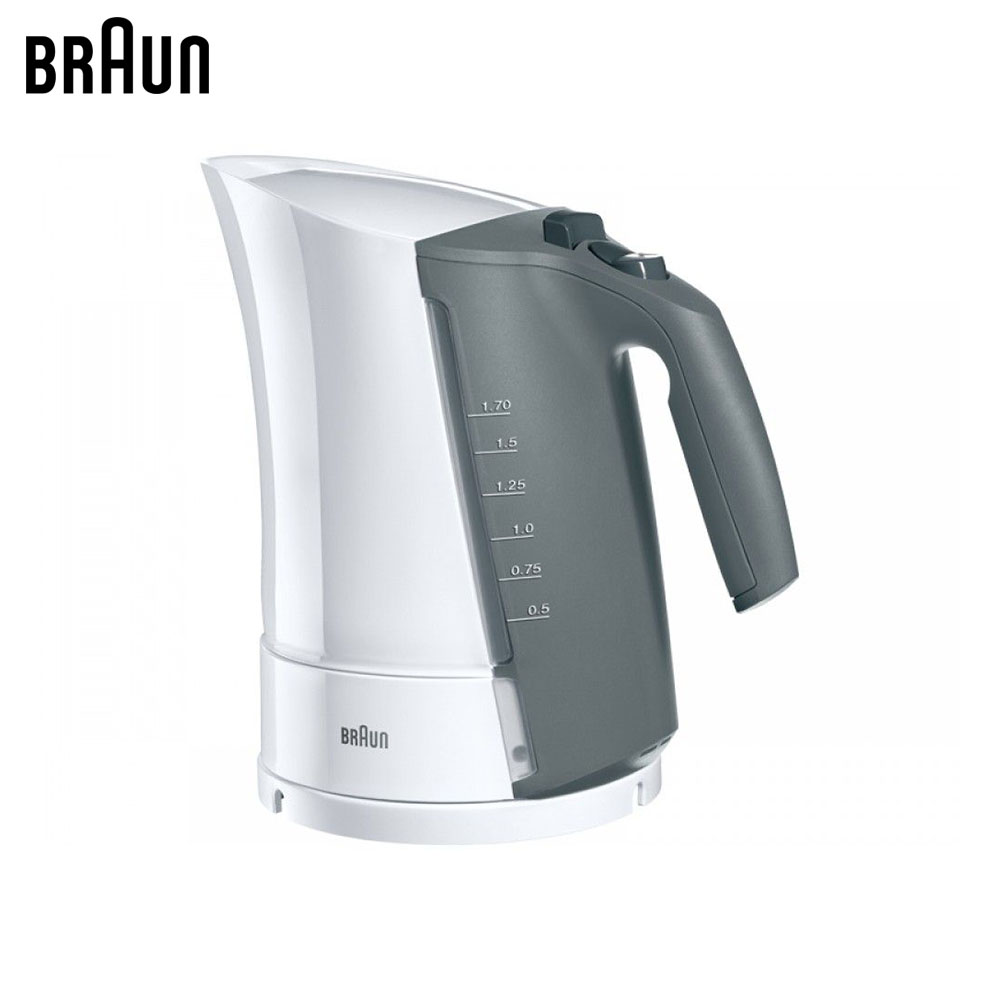 Electric Kettles Braun Multiquick 3 WK300 smart kettle teapot pot water boiler electric kettle redmond rk g154 pot teapot thermo household pot quick instant heating boiling pot zipper glass large capacity