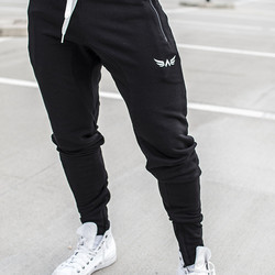 Yemeke 캐주얼 조깅 바지 남성 운동복 스키니 고탄성 브랜드 운동복 tracksuit 조깅 바지 남성 바지