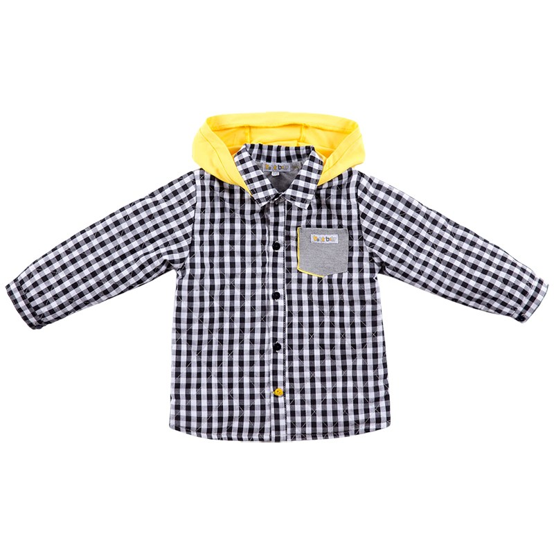 Basik Kids Shirt quilted plaid kids clothes children clothing цена и фото