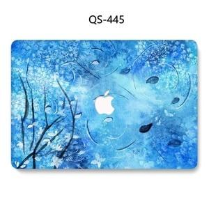 Image 3 - 새로운 핫 맥북 에어 프로 레티 나 11 12 13 15 애플 노트북 케이스 가방 13.3 15.4 인치 화면 보호기 키보드 코브 tas