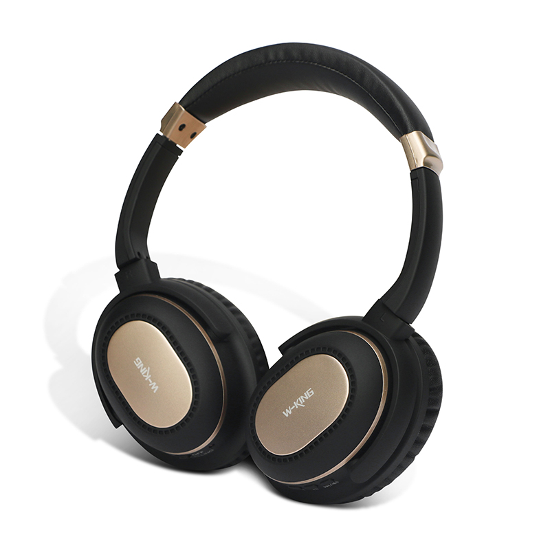 Wireless Headphone W-King BH800 Active Noise Cancelling  Bluetooth Headphones Over-Ear Game HeadsetWireless Headphone W-King BH800 Active Noise Cancelling  Bluetooth Headphones Over-Ear Game Headset