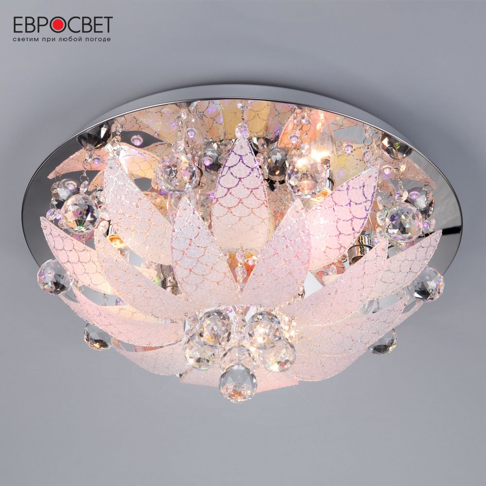 Chandeliers Eurosvet 29478 ceiling chandelier for living room to the bedroom indoor lighting jueja modern crystal chandeliers lighting led pendant lamp for foyer living room dining bedroom