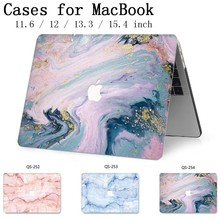 Laptop Için yeni Dizüstü Bilgisayar Kılıfı Çanta MacBook Air Pro Retina 11 12 13 15.4 13.3 Inç Ekran koruyucu Klavye Kapağı