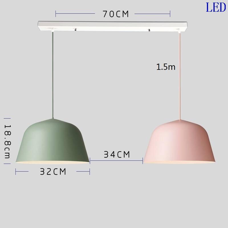 Casa De Techo Moderna Dining Room Hanging Light Lampen Industrieel Lampara Colgante Luminaria Loft Luminaire Suspendu Hanglamp in Pendant Lights from Lights Lighting
