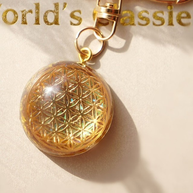 Sacred Geometry Orgone Necklace