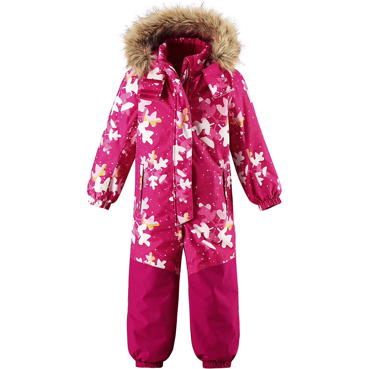 REIMA Overalls  8689172 for girls polyester winter sweaters reima 8689240 for girls polyester winter