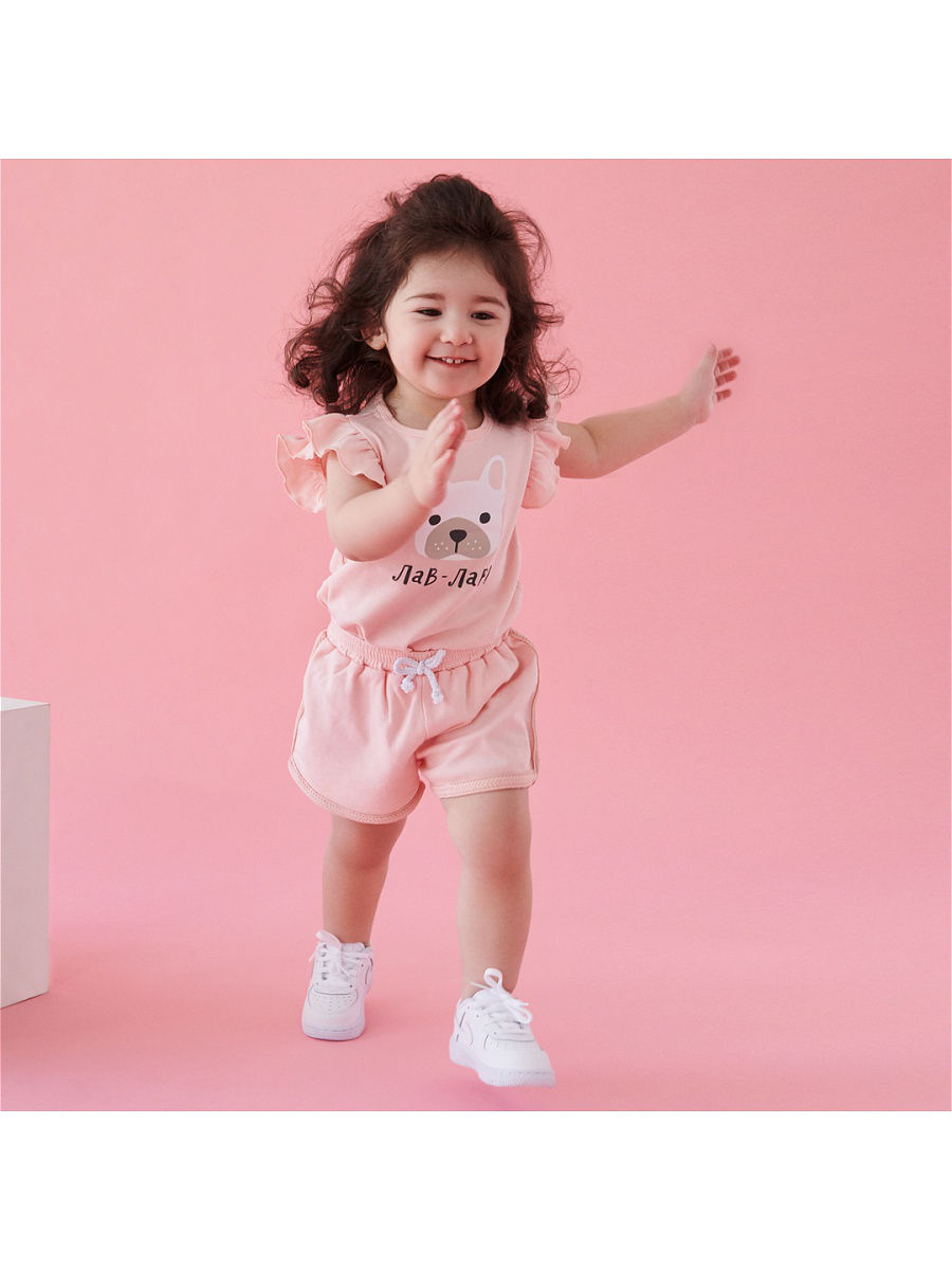 Tank Tops Happy Baby for girls (Set of 2 pcs) children clothing kid clothes wholesale 100 pcs 5ml small glass vials with cork tops bottles little empty jars 22 30mm free shipping