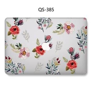 Image 3 - Novo caso do portátil para apple macbook 13.3 15.6 Polegada para macbook ar pro retina 11 12 13 15.4 com protetor de tela teclado cove