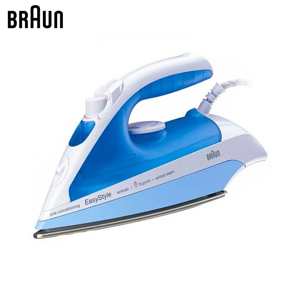 Electric Irons Braun TexStyle 3 TS340 C steam iron steamer electric irons braun texstyle 5 ts535 tp steam iron steamer