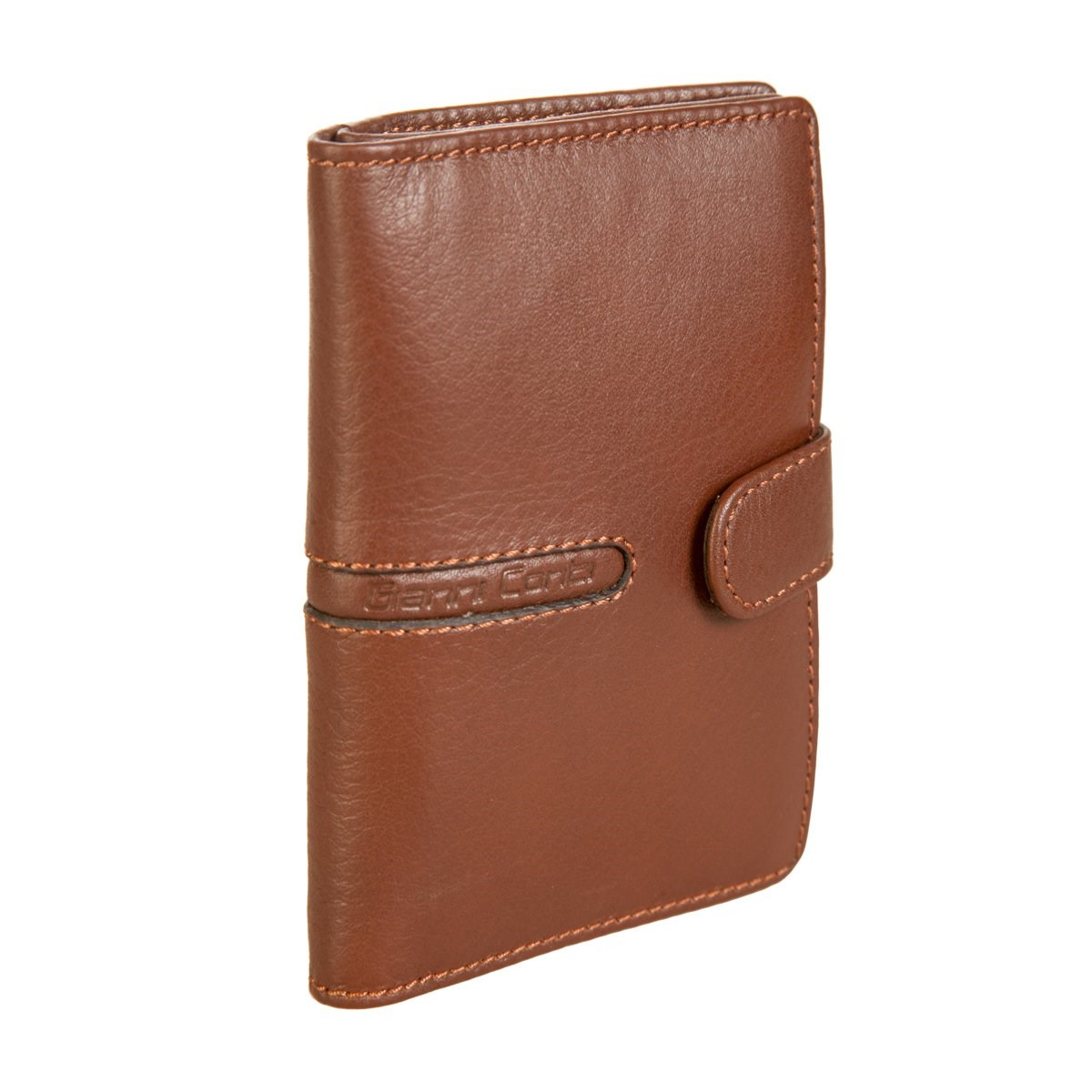 Cover for documents Gianni Conti 587458 brown-Leather leather case flip cover for doogee y300 brown