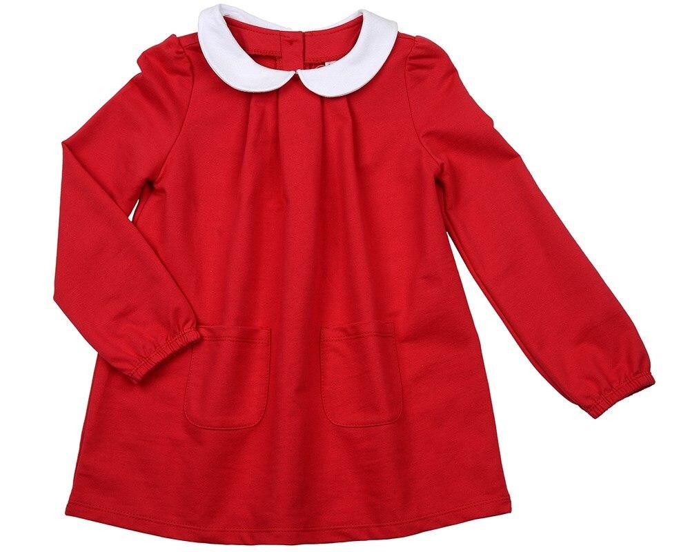 Dress with Collar 104 116 cm аксессуар чехол microsoft lumia 650 ibox crystal transparent